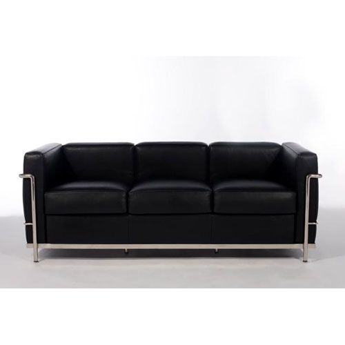 Le Corbusier LC2 3 Seater Sofa