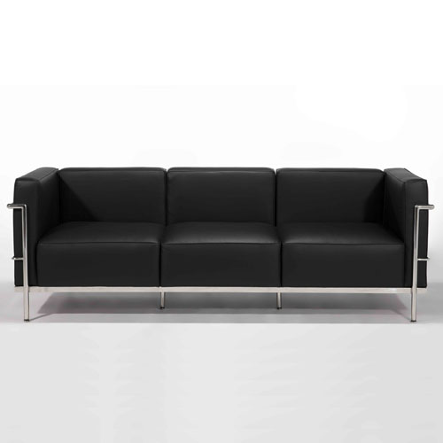 Le Corbusier LC3 3 Seater Sofa