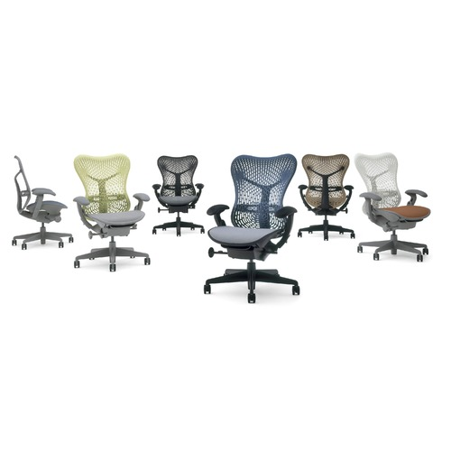 Herman Miller Mirra Loaded Chair