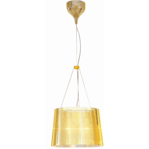 Kartell Bourgie Ghost Table Lamp Ferruccio Laviani Bourgie