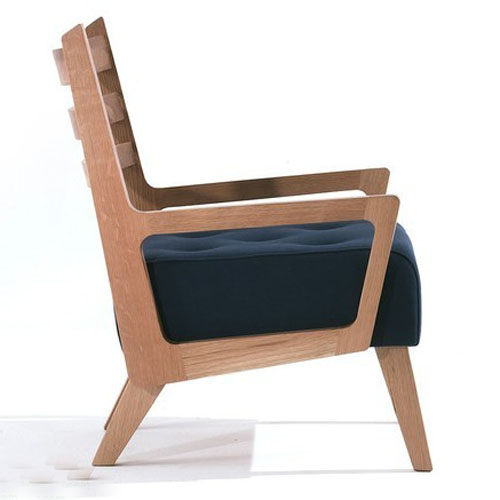 &Then Oliver Lounge Chair