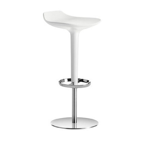 Arper Babar Stool With Backrest