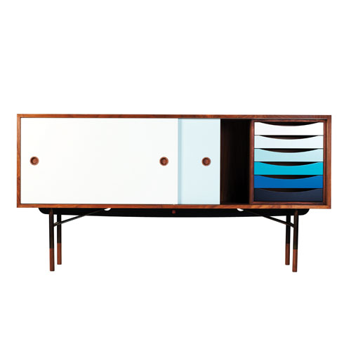 Finn Juhl Sideboard and Tray Unit