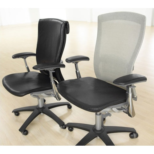 knoll life high back office chair designed by formway