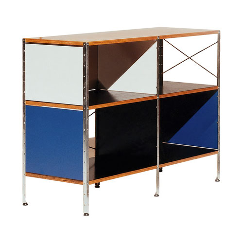 Herman Miller Eames Storage Unit 201
