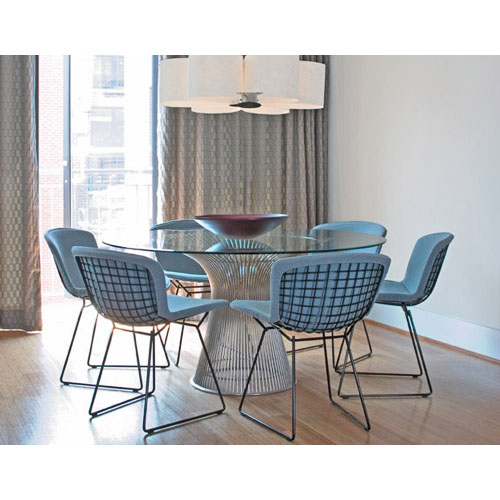 Platner Dining Table Knoll Warren Platner Dining Tables Ideacollection