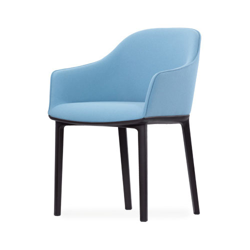 Vitra Softshell Chair Four-Legged Base