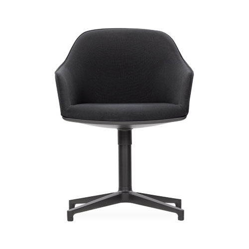 Vitra Softshell Chair Four-Star Base