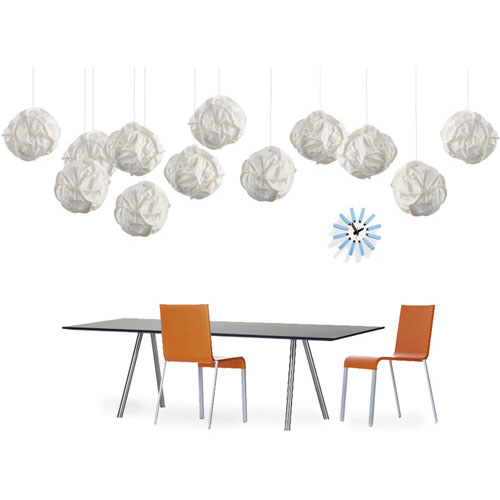 Vitra Cloud Pendant Lamp Frank Gehry Cloud Pendant
