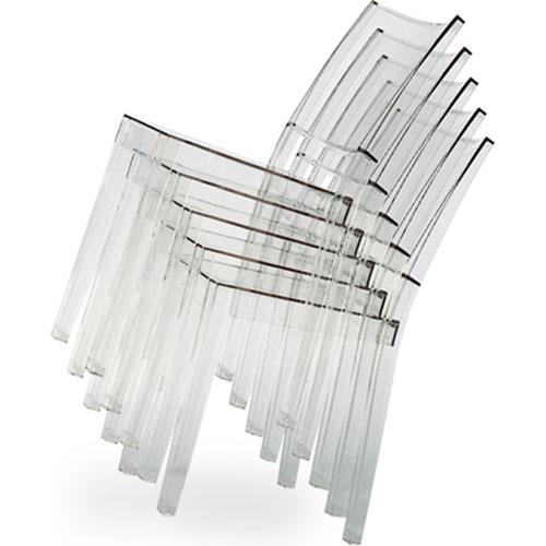 La Marie Chair Kartell Philippe Starck La Marie Dining