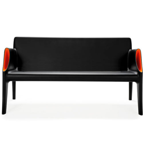 Kartell Magic Hole Sofa,Philippe Starck and Eugeni Quitllet Magic Hole Sofas-ideacollection