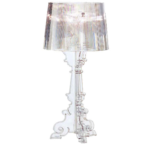 Kartell Bourgie Ghost Table Lamp