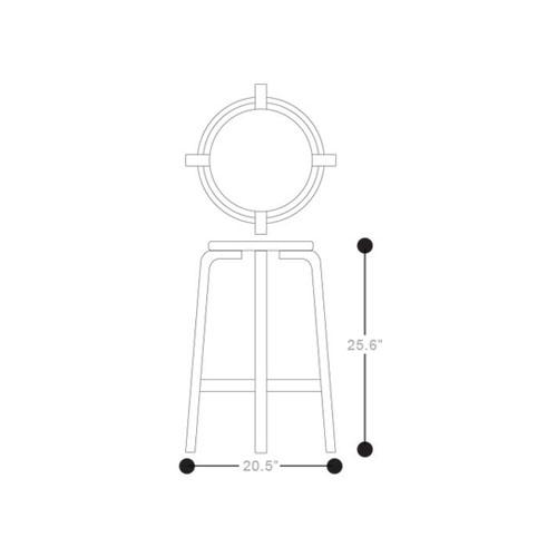 ... Artek High Chair 64