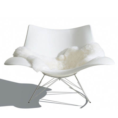 Thomas Pedersen Stingray Rocker Chair