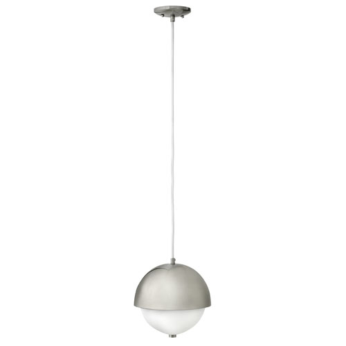 Fredrick Ramond Globe 15 Inch Pendant Light